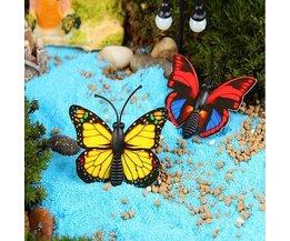 Gefälschte Schmetterlinge