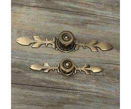 Griffe In Bronze