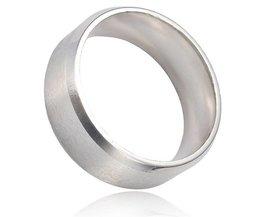 19Mm Unisex Ring In Zwei Farben
