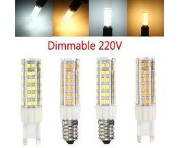 LED E14 Oder G9 Lampe