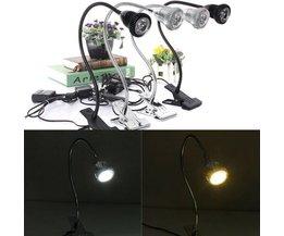 LED Tischleuchten 3 Watt In 2 Farben