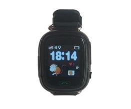 Smart baby Uhr Q90 WIFI Touchscreen GPS Tracker smart uhr jphone für kids safe SOS anruf Location geräte Anti-verlorene erinnerung