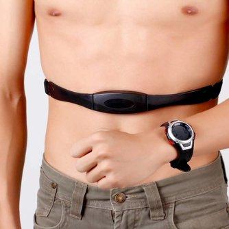 1 stücke Herz-Monitor-Sport Fitness Uhr Favor Outdoor Radfahren Sport Wasserdichte Drahtlose Mit Brustgurt Kostenloser versand