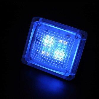 LED TV-Simulator Dummy Gefälschte TV Anti-dieb Sicherheit Prävention TV Einbrecher Abschreckung Sensor Alarme mit AC Adapter
