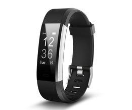 Hembeer H115HR PLUS GPS Smart Armband Herz Rate Monitor Fitness Tracker Schritt Zähler Aktivität Band Wecker pk fitbits