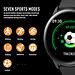 LYKRY KW19 Smart uhr Frauen Herz rate monitor Multi-Sprachen IP67 Wasserdicht Männer Sport Uhr Fitness Tracker Für Android IOS