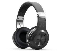 Bluedio H + Super Bass Stereo Wireless Headset Bluetooth Kopfhörer FM Radio TF Karte Spielen Mit Mikrofon
