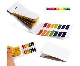 80 streifen/pack pH test strips Voll PH Meter PH-Controller 1-14st Anzeige Lackmus Papier Wasser Soilsting Kit