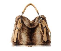 Handtasche In Pelz