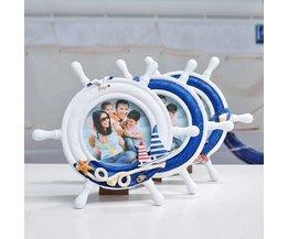 Photo Frame Mit Sea Theme