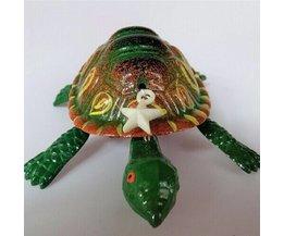 Kunststoff-Schildkröte Wind-Up Toys