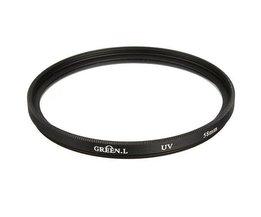UV Beschermingkap Für Kamera-Objektiv 58 * 58Mm Für Canon Und Nikon