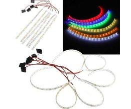 Flexible LED-PC-Gehäuse