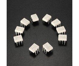 Optokoppler IC Chip