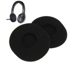 Ohrpolster Für Logitech H800 Headset