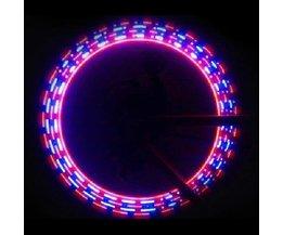 Fahrrad-Rad-LED