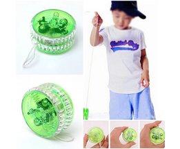 Luminous Spielzeug Yoyo