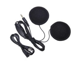 Stereo-Kopfhörer Für In Motorrad-Sturzhelm