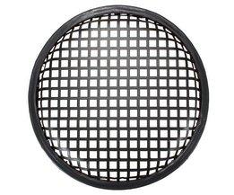 Paar 8-Zoll-Lautsprecher-Schutzgitter
