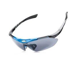 Fahrradbrille UV400