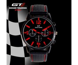Grand Touring-Silikon-Uhr