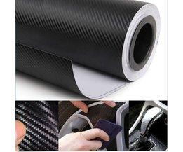 Carbon Film Für Auto 3D Adhesive 60X152Cm