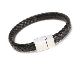 Geflochtenes Armband Der Männer