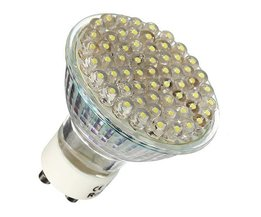 LED Energiesparlampe Mit GU10 Sockel