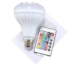 LED-Lampen-Lautsprecher Mit Bluetooth
