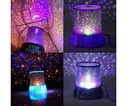Sternenhimmel-Projektor-Lampen-LED