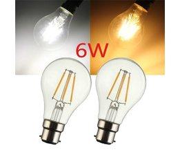 6W LED-Birne