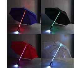 LED-Regenschirm