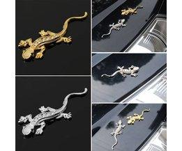 3D Gecko-Aufkleber Für Auto