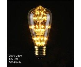 Vintage-Lampe Für E27 Fassung