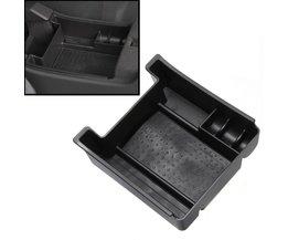 Schwarz Aufbewahrungsbox Für Volvo XC60 2009-2016