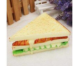 Kunst Essen Sandwich
