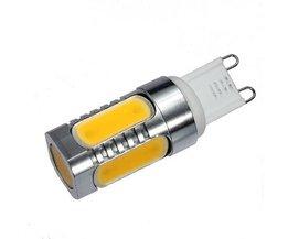 Corn LED-Lampe 2 Stück Mit G9 Fassung