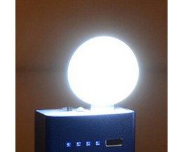 LED Notlicht Mit USB-Schnittstelle