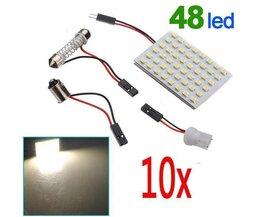 T10 LED Für Auto