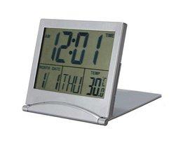 Digital-Schreibtisch-Uhr Mit Kalender & Etc.