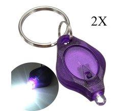 LED-Licht Mit Keychain