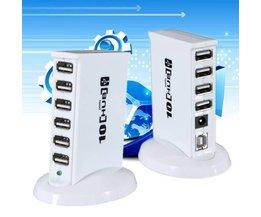USB-Hub Mit Netz