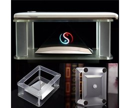 3D-Projektor-Handy