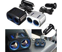 Doppelte Feuerzeug Für Ihr Fahrzeug