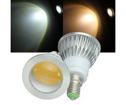 Dimmbare LED Birne E14
