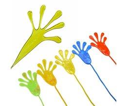 Klebrige Paste Hände Für Kinder