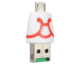 Micro-USB-Kartenleser