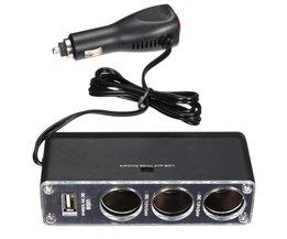 Mit USB-Kfz-Ladegerät Für Zigarette