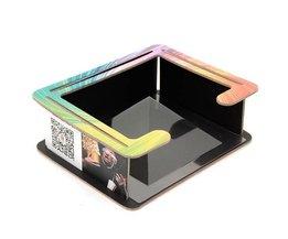 3D-Hologram-Pyramide Für Smartphones
