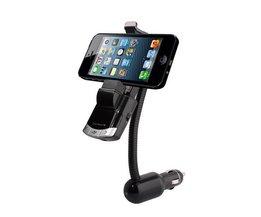 BT8118 Auto MP3-FM Mit BT Smartphone-Halter